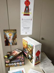 Pfefferkuchel 2012 - Box zur Stimmabgabe